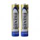 Maxel - Baterías alcalinas AAA
