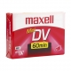 Maxell - Cinta de video Mini DV