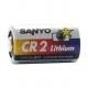Sanyo - Batería CR2